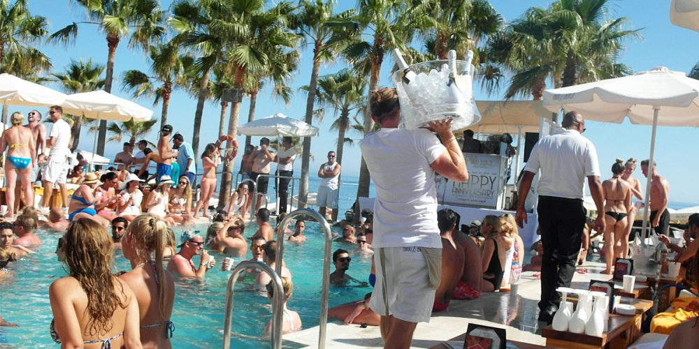 Nikki Beach Marbella 13th Anniversary Party
