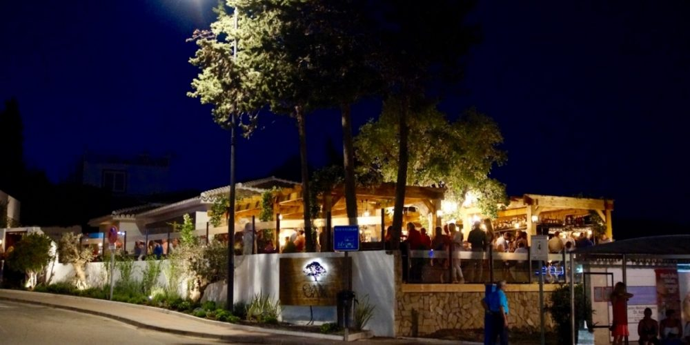 The OAK Garden & Grill Opening Party in Puerto Banus 2016