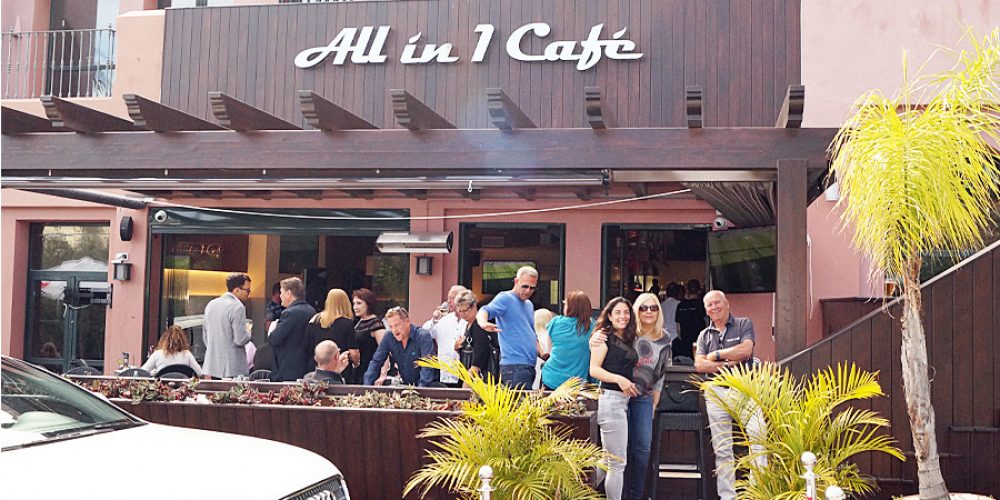 Hitman & Her@All in 1 Cafe