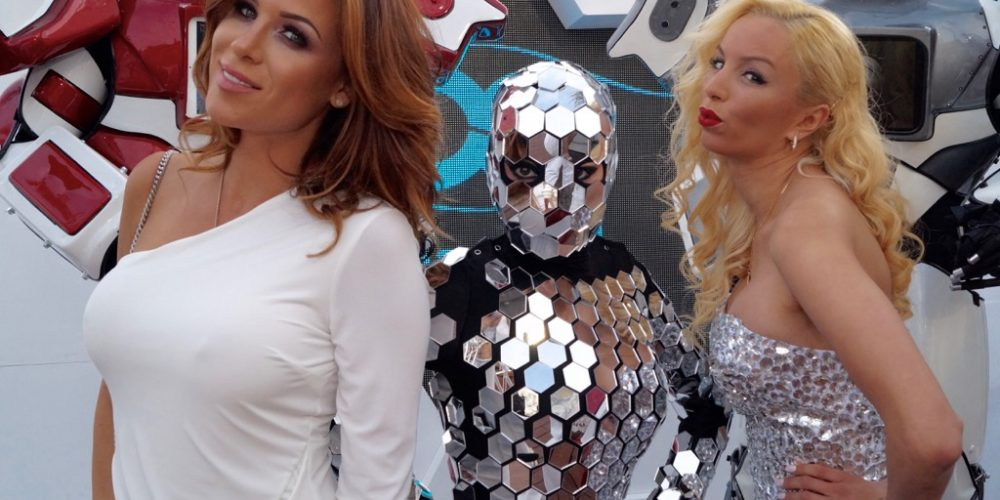 Ocean Club Marbella White & Silver Opening Party 2016