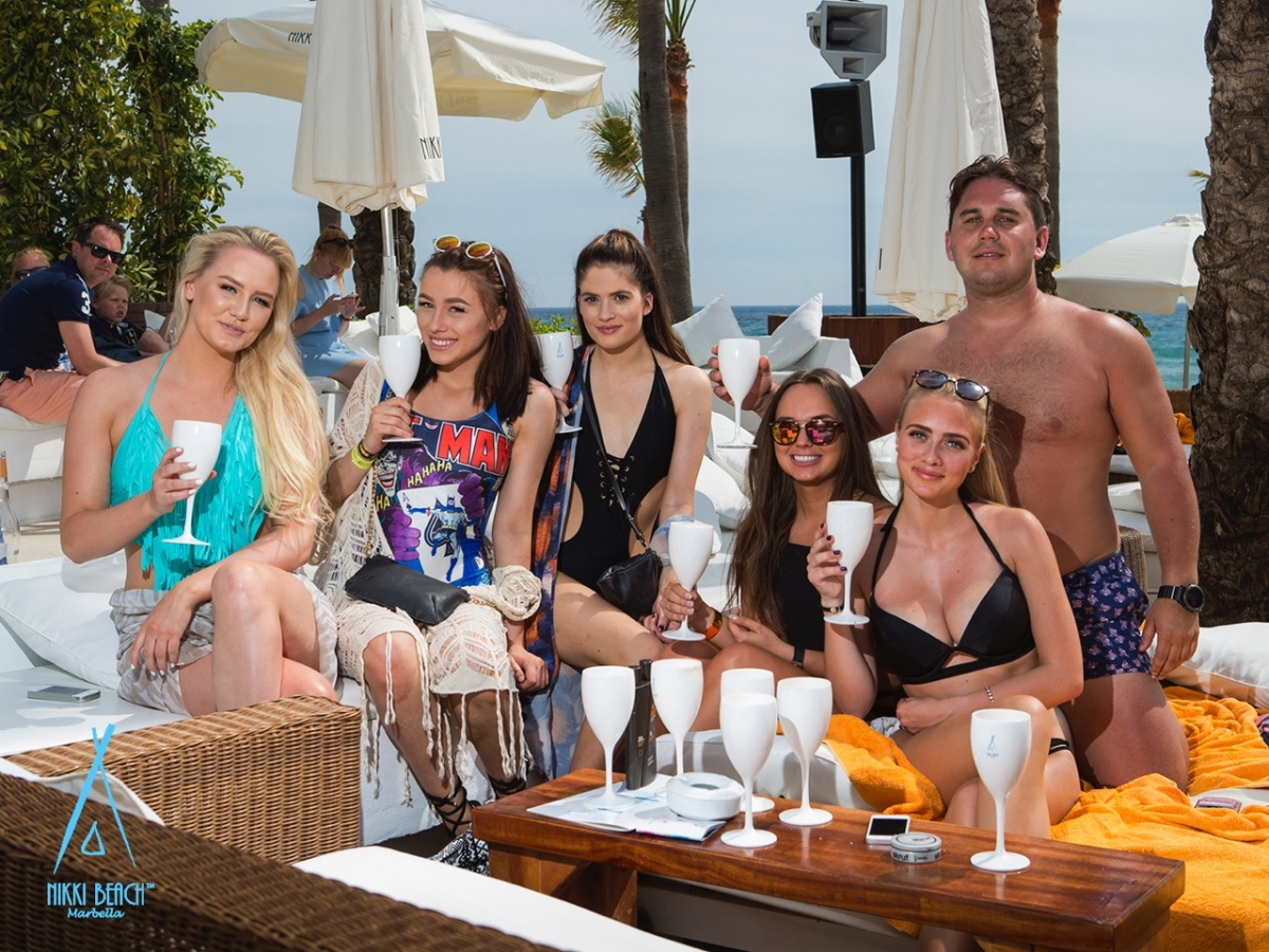 Nikki beach marbella reopening party 2016 marbella events photos