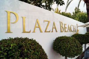 Plaza Beach Puerto Banus Opening Party 2016